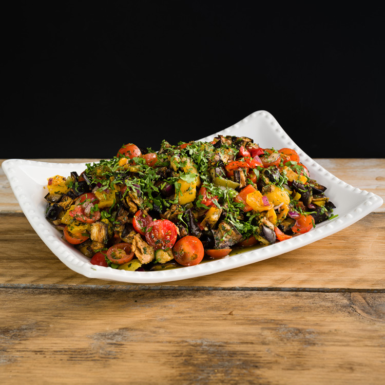 Basil2020-31-Aubergine,-Roasted-Mixed-Peppers-and-Cherry-Tomatoes-in-a-Cumin-and-Red-Wine-Vinegar_main