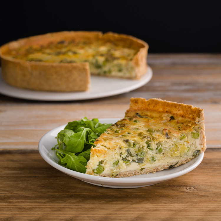 Basil2020-60-Leek,-Pea-and-Pesto-Quiche